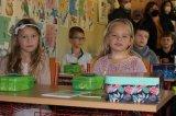 První školní den
